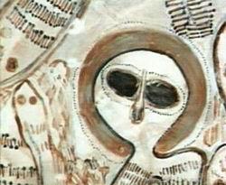 """Ovnis et """"extraterrestres"""" dans l'art antique (peintures, gravures et statuettes) OVNIS_ET_HISTOIRE-14"""